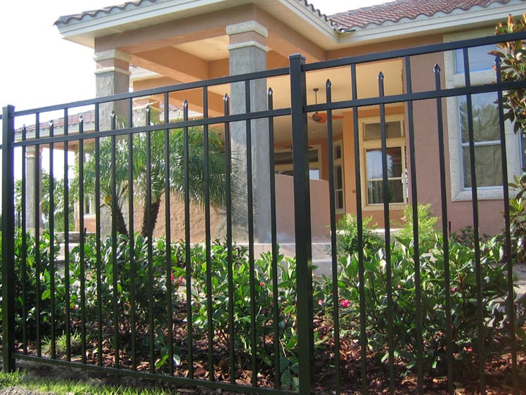 Fence Gallery Ideal Aluminum Products