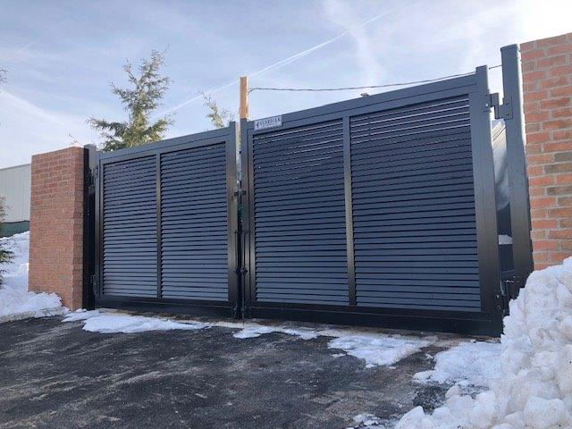 6 ft Ideal Aluminum Lovered Fence at North Village #3.jpg